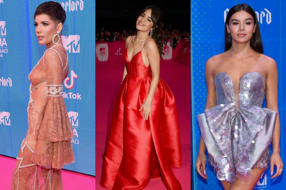 Here Are Our Fav Red Carpet Looks From The 2018 MTV EMAs