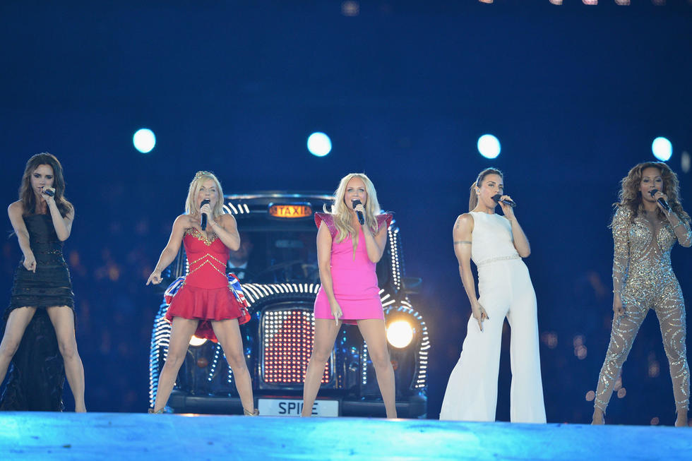 EXCITING NEWS: The Spice Girls Are Back!