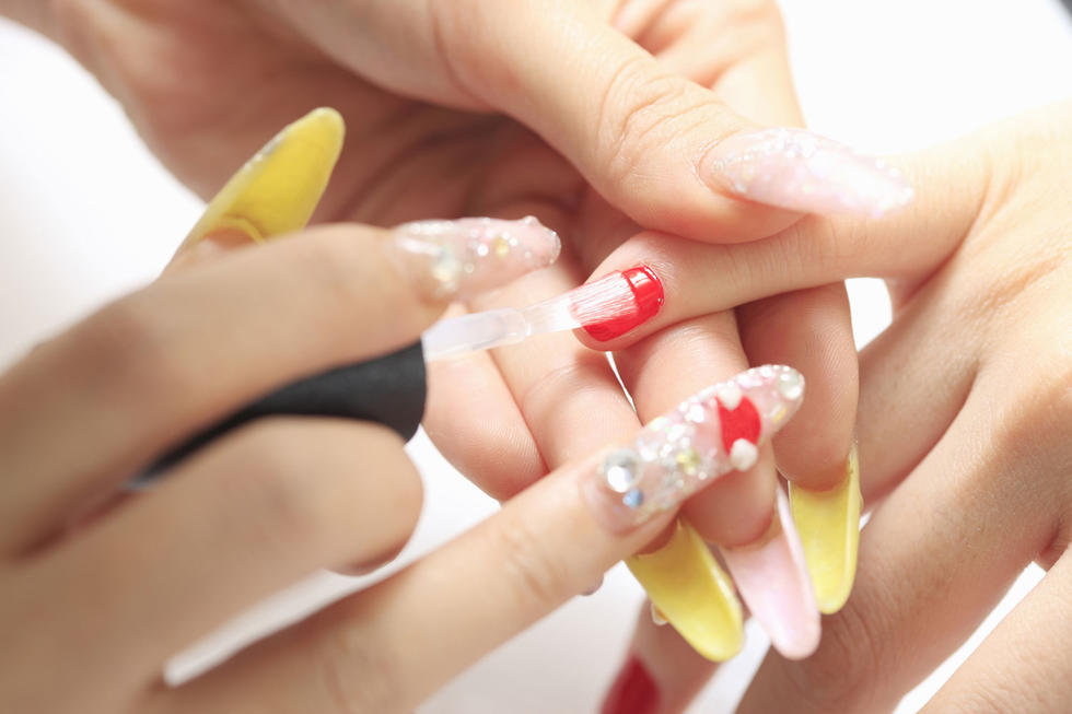 This Crazy Asian Nail Trend Is Just Too Cute For Life