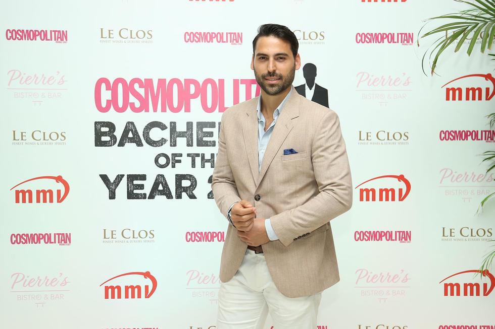 Cosmo Bachelor Awards, Bachelor Of The Year Awards, Cosmo Middle East, Hot Guys, Pierre's Bistro & Bar, MyDubai
