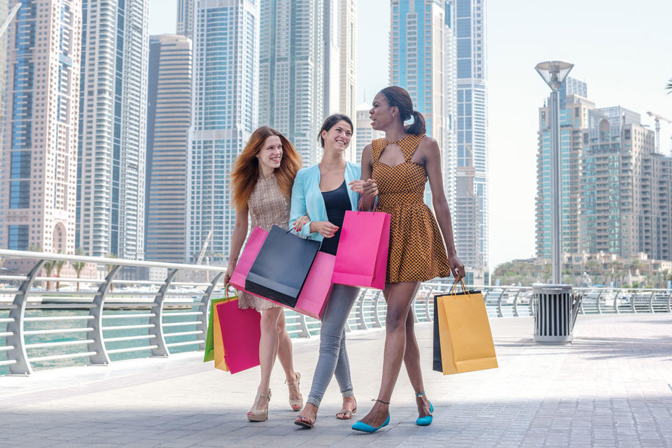 The Dubai Shopping Festival Is Back And There's A Little Something Extra For All Of You!