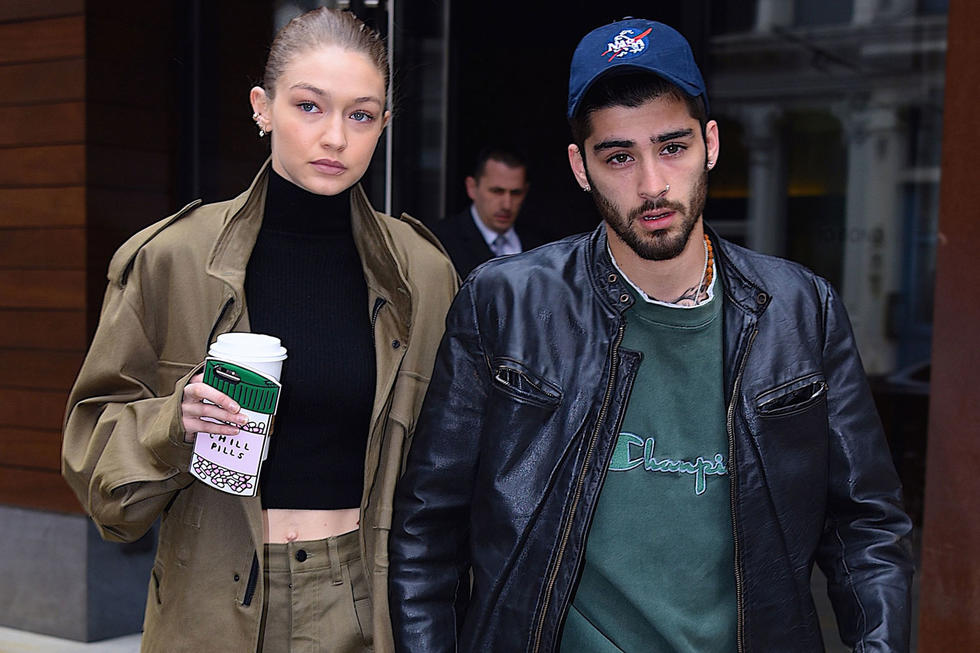 So Apparently, Gigi Hadid And Zayn Malik Have Officially Broken Up Again *Sigh*