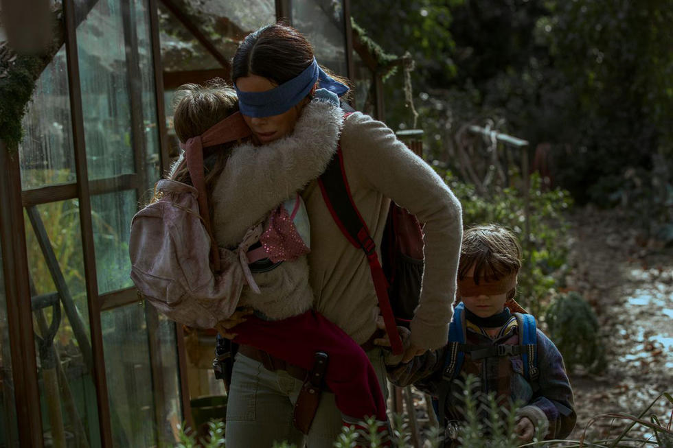 "Having A Bad Day? These Memes Inspired By Netflix's ""Bird Box"" Are Here To Help"