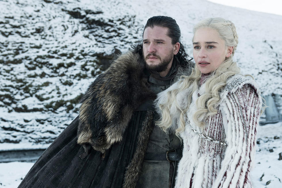 Stop What You're Doing Rn: New Pictures of Game Of Thrones Season 8 Have Been Released!