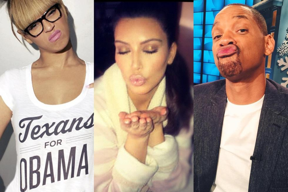 Take A Look At Your Favourite Celebrities' First-Ever Instagram Posts