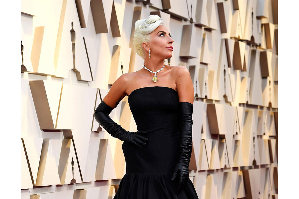 You Will Quite Simply Never Guess The Cost of Lady Gaga's Oscars Necklace