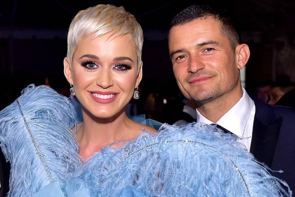 So THIS is how Orlando Bloom proposed to Katy Perry