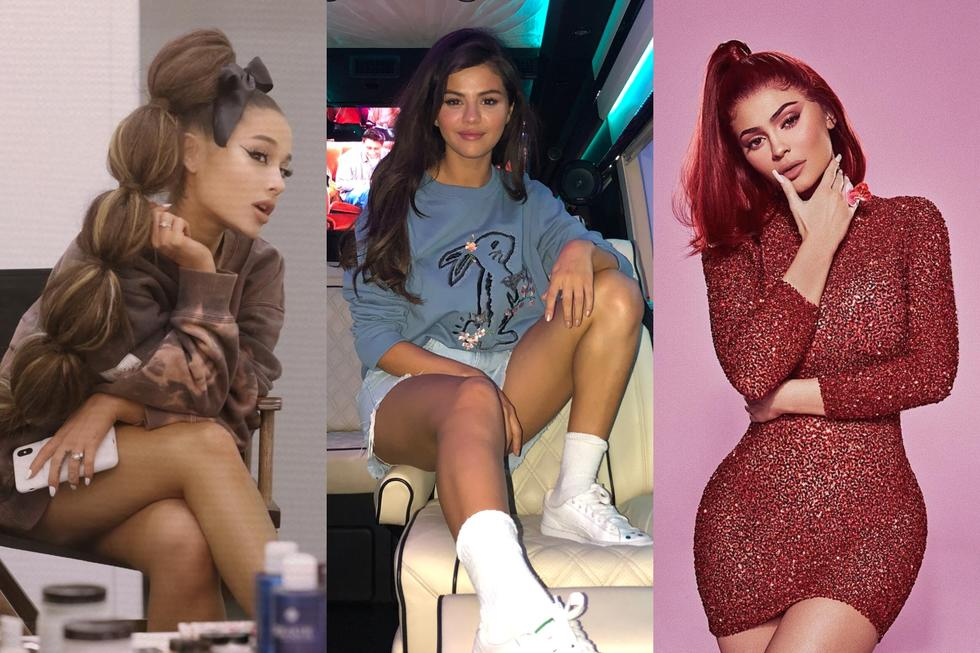 Ever Wondered Who The 10 Most Followed Celebs on The 'Gram Are?
