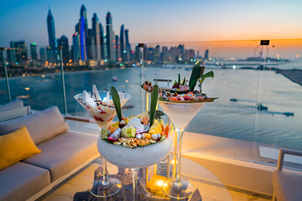 There's A Hot New 'Fashion Ladies Night' At The Five Palm Jumeirah Dubai