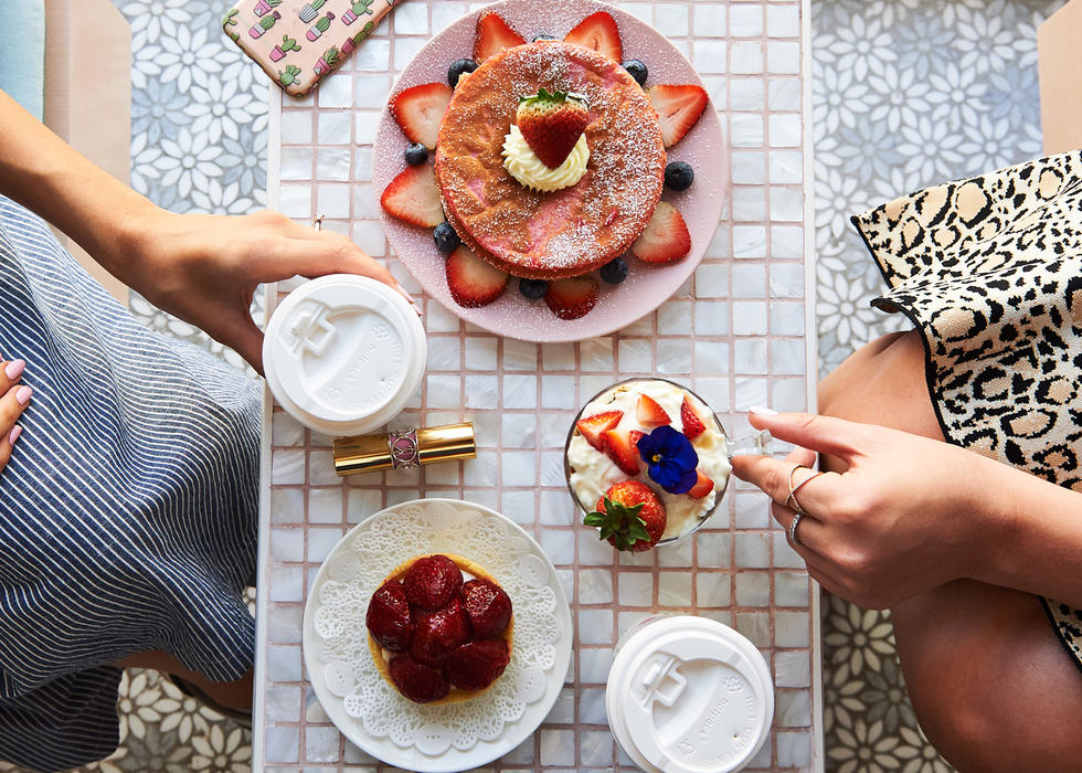 3 Of The Best Places In Dubai To Eat Pancakes Today