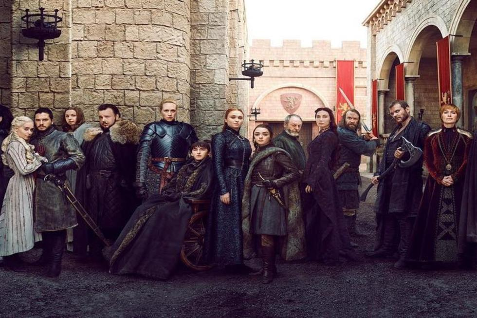 The Official Game Of Thrones Season 8 Trailer Has Been Released And I've Lost It
