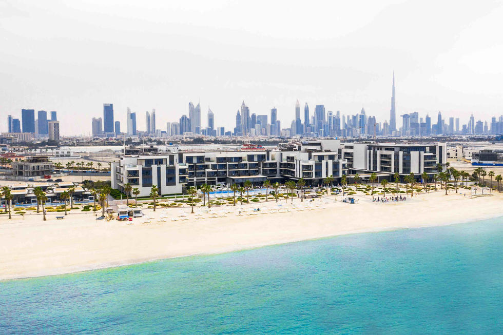 This DXB Beach Club Is Turning 3 and We're All Invited