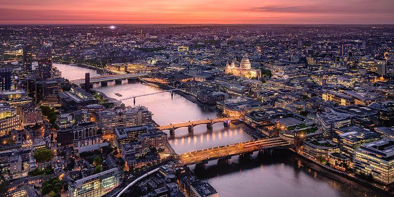 The Most Instagrammed Cities In Europe Have Been Revealed