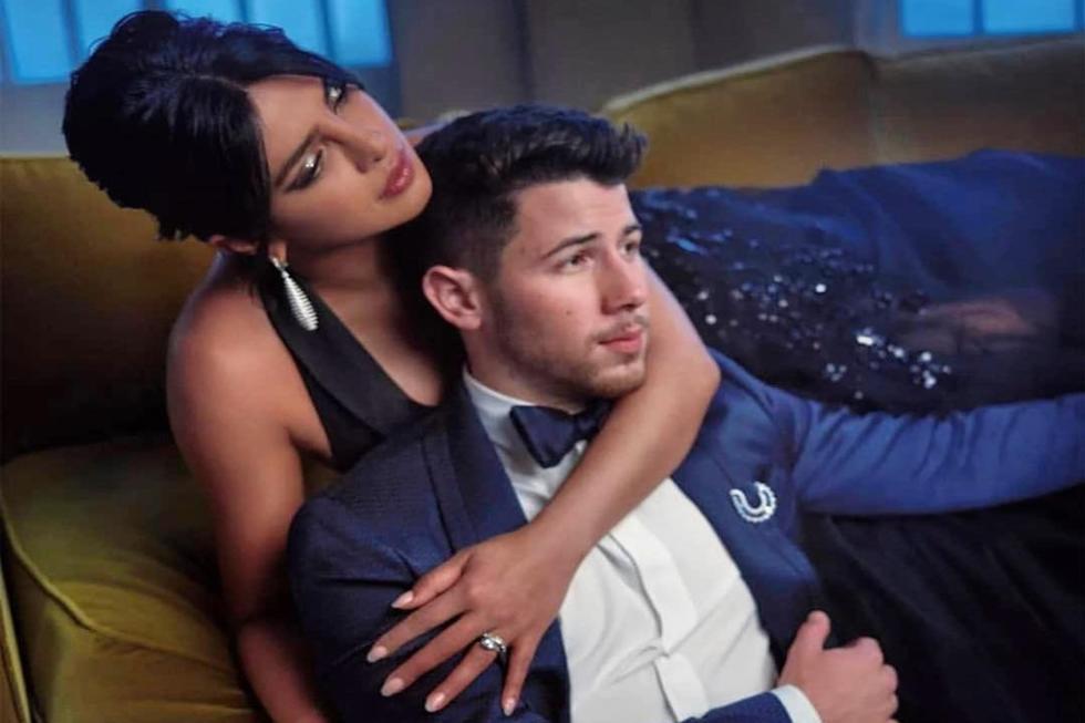 The Jonas Brothers' Single 'Sucker' Hit No. 1 And This Is How Priyanka Chopra Celebrated