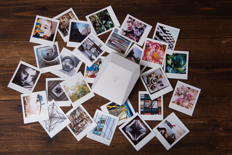 Meet The Photo Printing Gadget Making IRL Pictures Cool Again