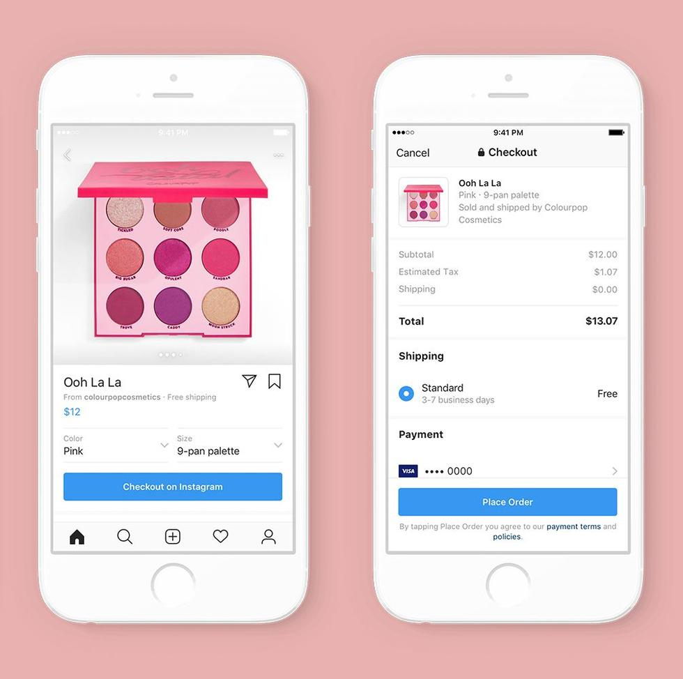 Instagram Just Launched A New Shopping Feature That Is Dangerously Genius