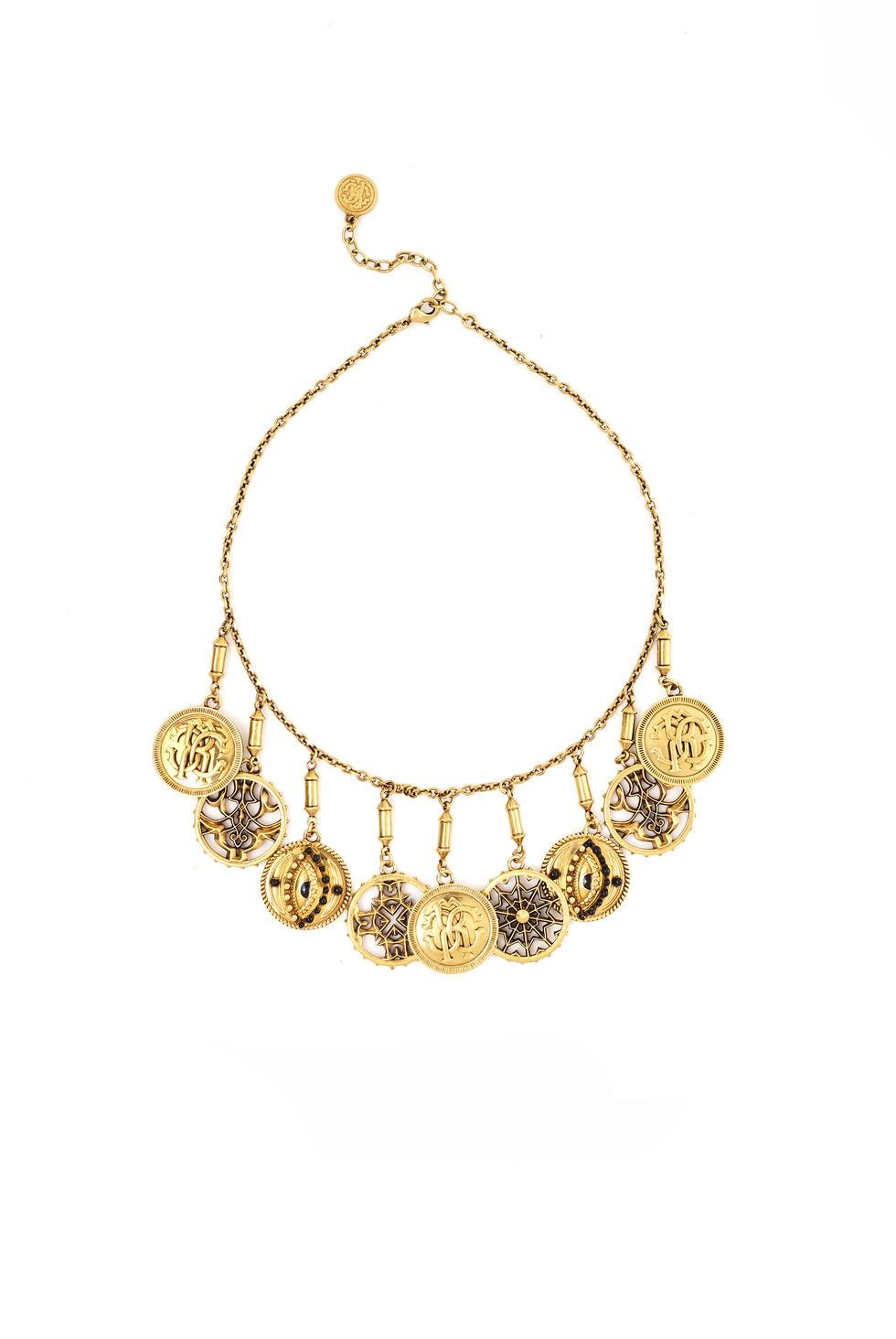Necklace, Dhs2,055, Roberto Cavalli