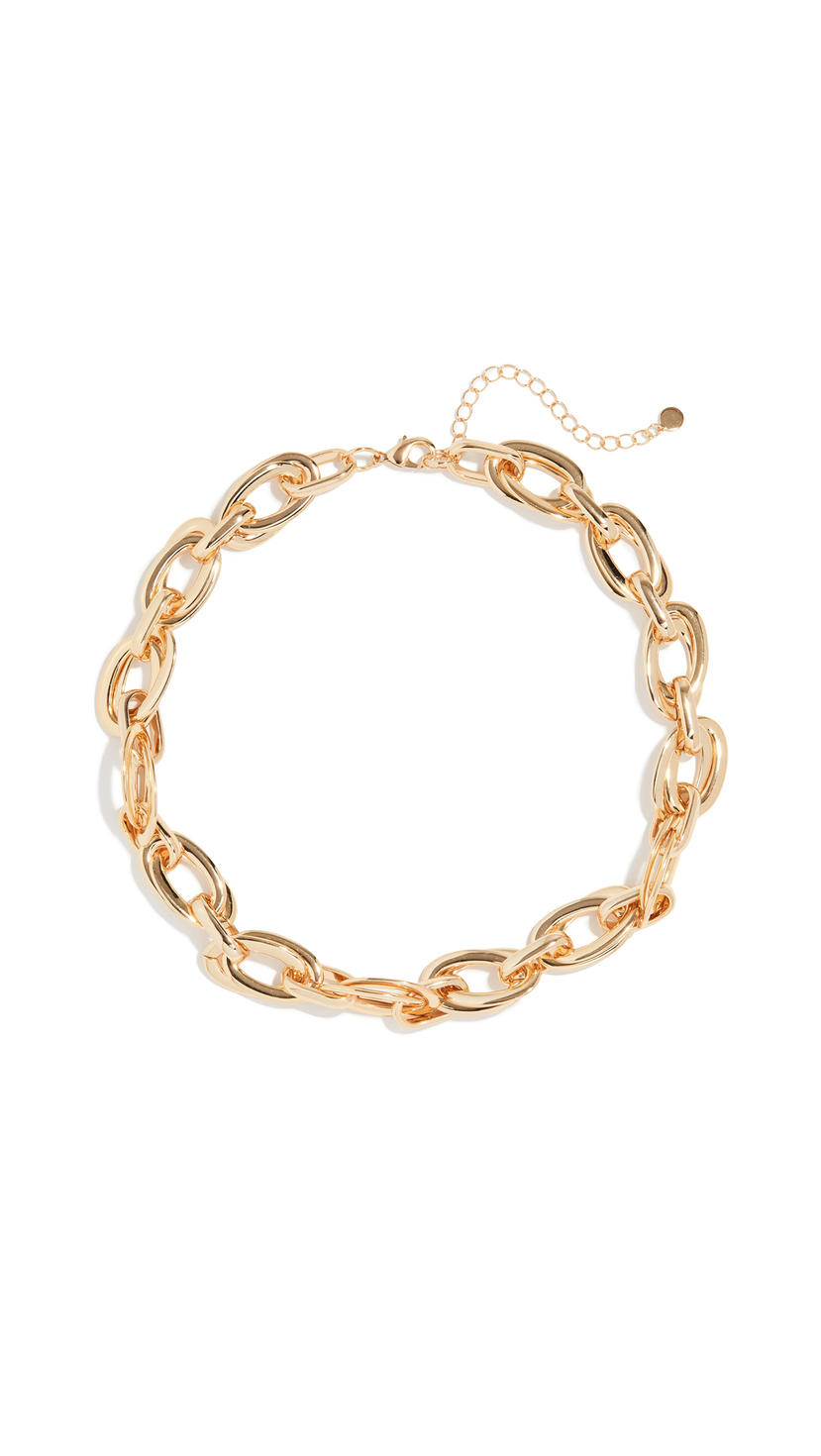 In chains necklace, Dhs257, Jules Smith at Shopbop.com