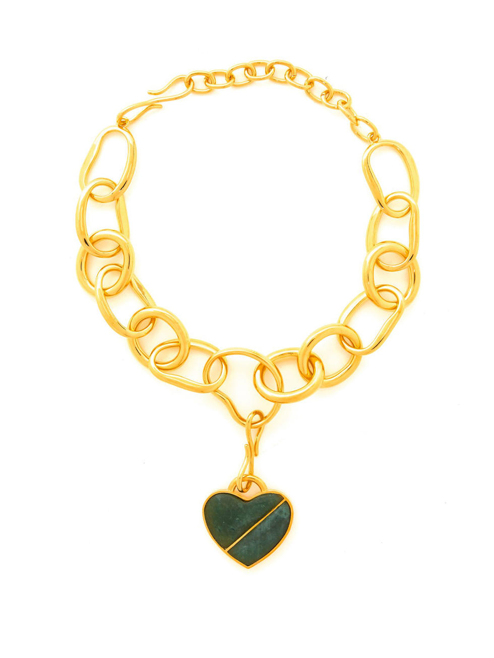 Necklace, Dhs1,840, Lizzie Fortunato at Matchesfashion.com