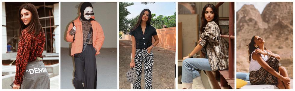 Cosmopolitan Influencer Awards: 5 Times Our Fashion Nominees Ruled In Animal Print