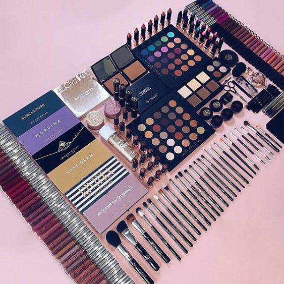 A 50-shade Anastasia Beverly Hills foundation range is coming