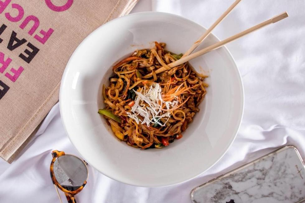 Prepare For All The Satisfying Feels At This Dubai-Based Thai Restaurant