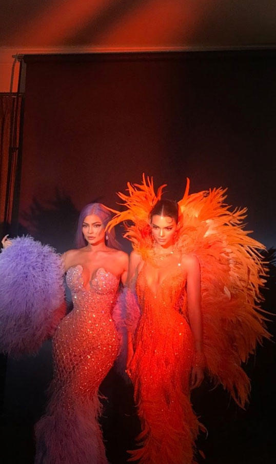 Kylie And Kendall Jenner Seriously Slayed The MET Gala Last Night