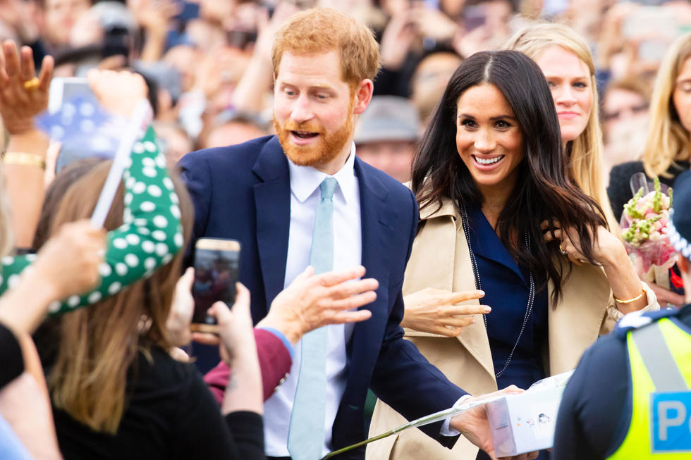 Prince Harry Literally Cannot Contain His Excitement At Being A Dad