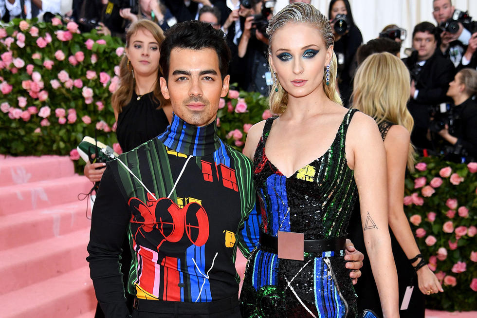 MAJOR: Joe Jonas And Sophie Turner Attended Their First MET Gala As A Married Couple