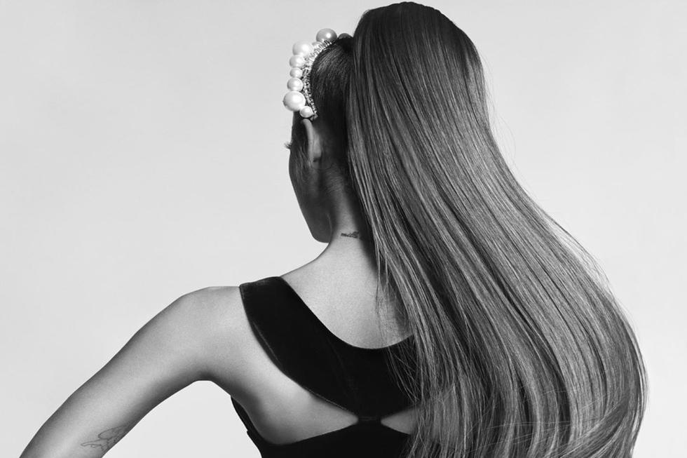 Ariana Grande Is The New Face Of Givenchy Because She's A Strong, Independent Woman