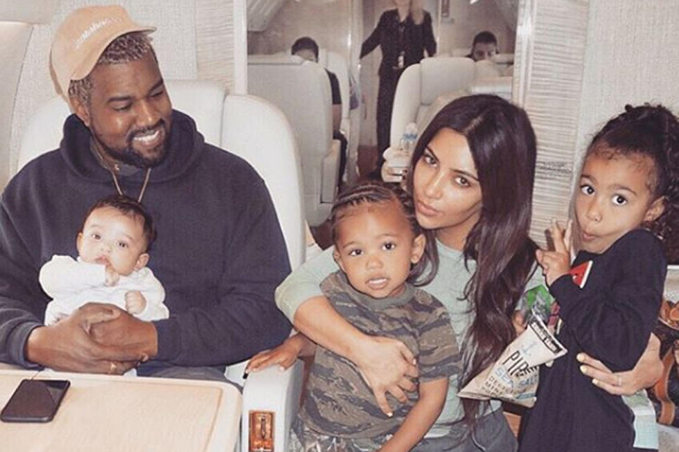 Kim Kardashian Says Baby Number 4 Is 'Calm And Chill'