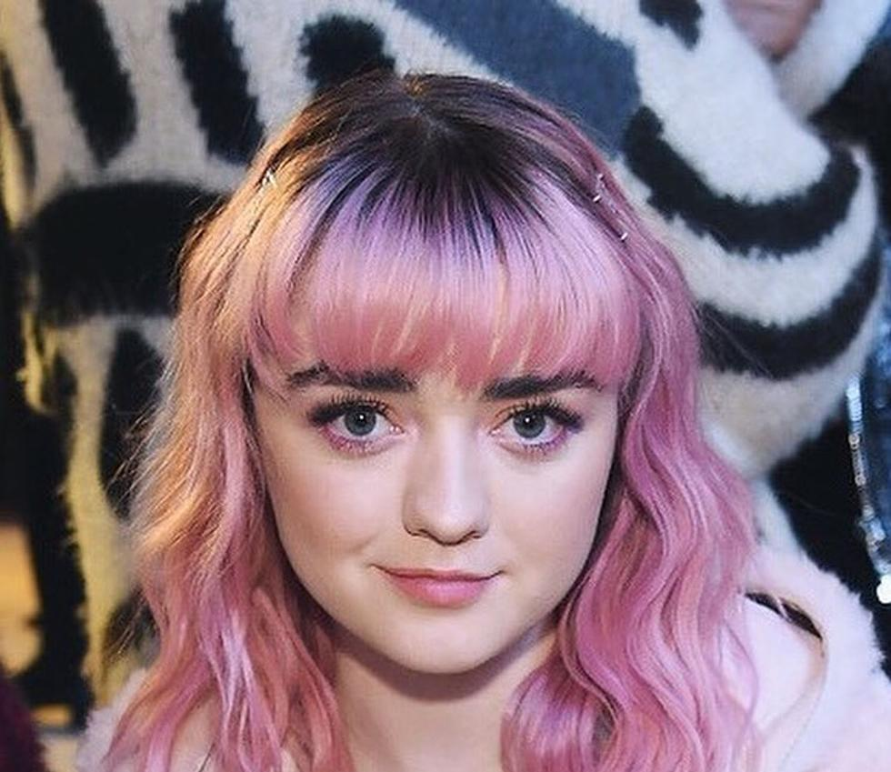 Maisie Williams Got A Post-'Game-Of-Thrones' Makeover And Looks Totally Different