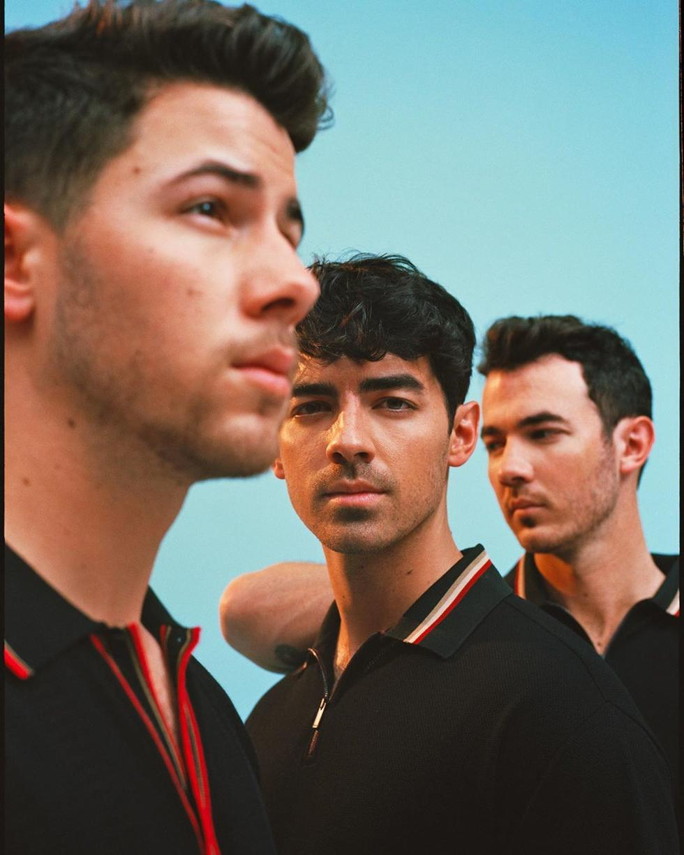 The Jonas Brothers Posted These Adorable Throwback Photos And We're Obsessed