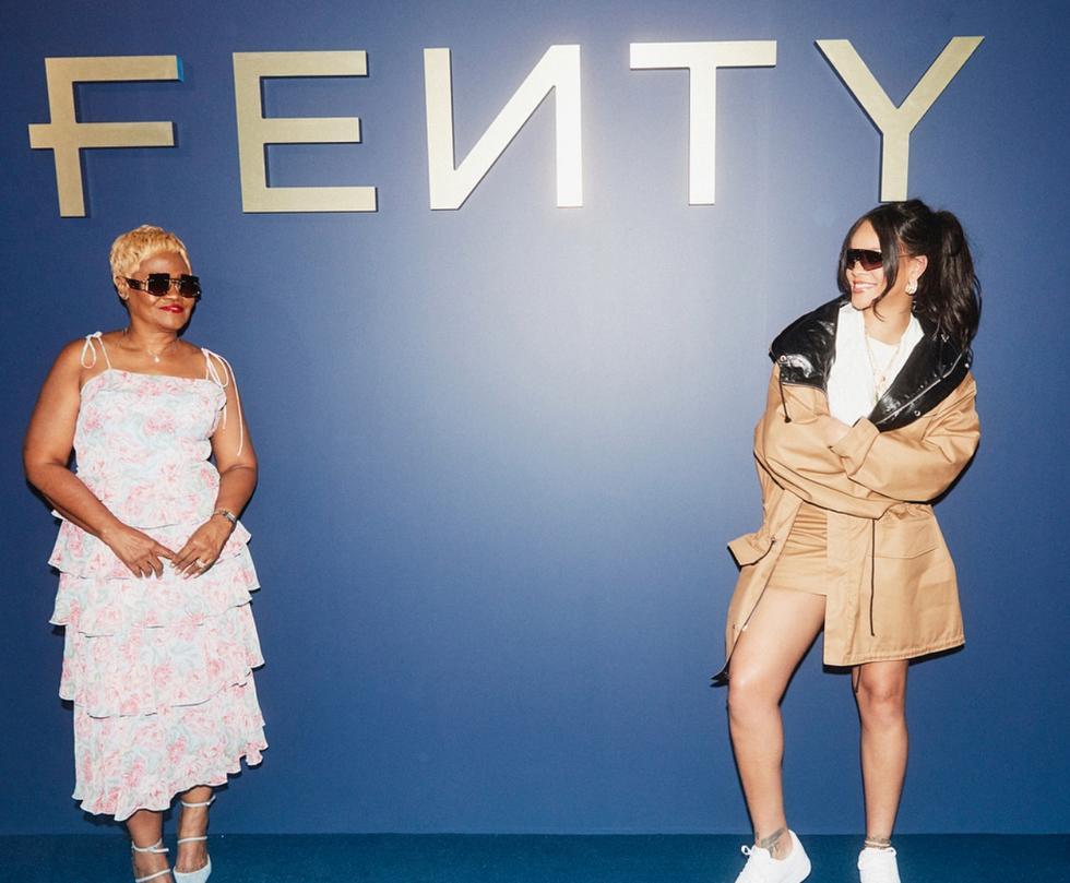 PSA: Rihanna's Fenty Fashion Line Is Launching Online Tomorrow