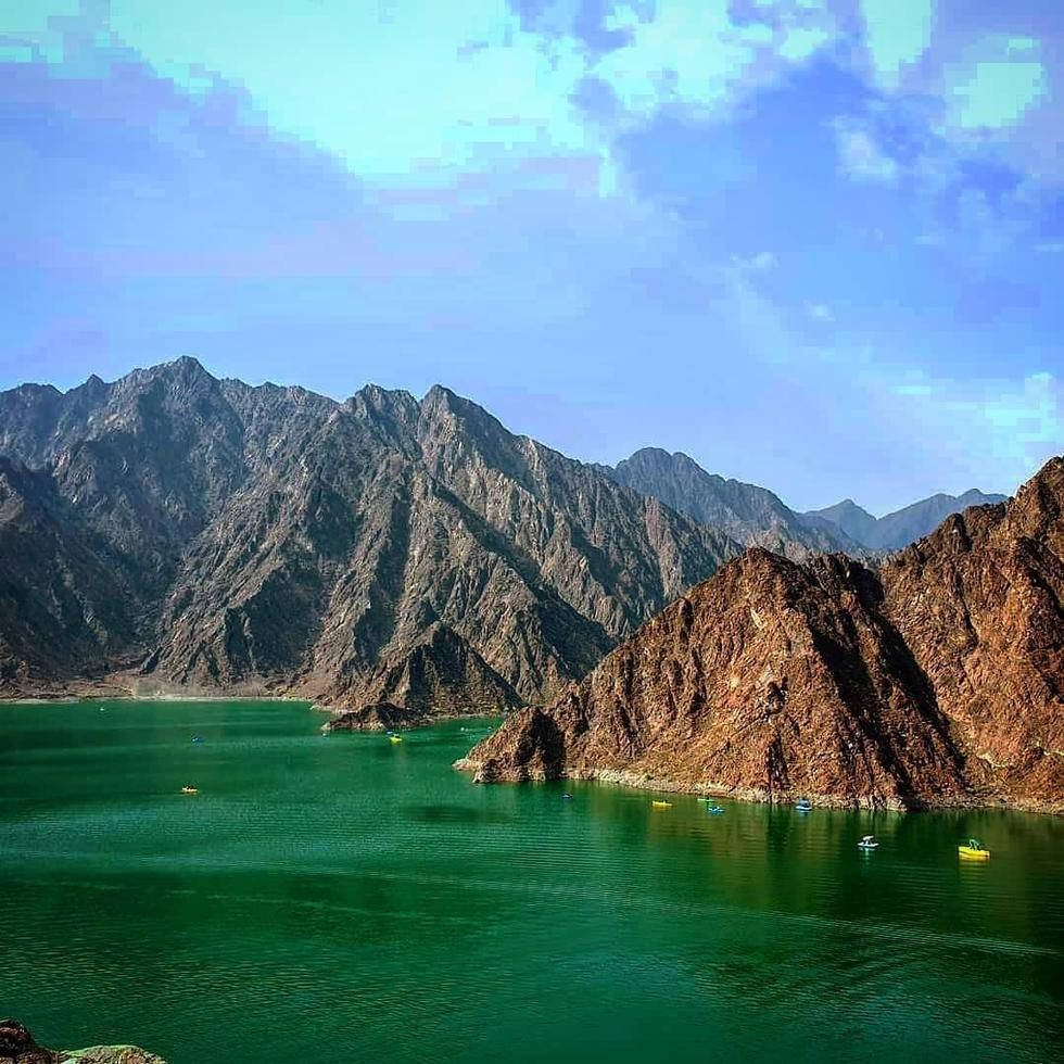 Woah, Hatta Is One Of The Most Instagrammed Road Trips In The WORLD!