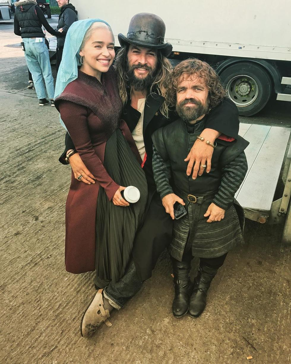 Game Of Thrones Documentary The Last Watch Shows The Actors Saying Goodbye And We Can't Take It