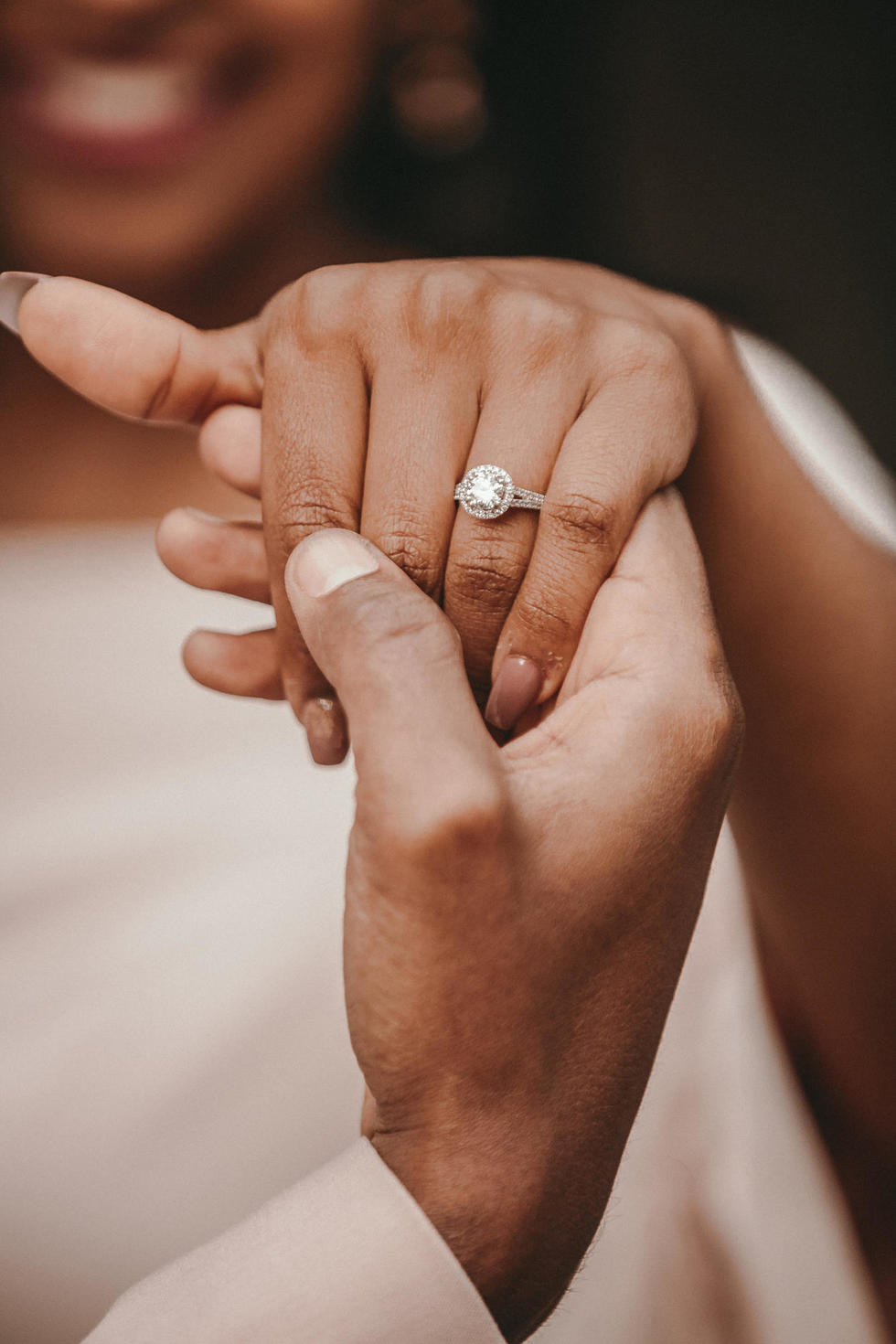 The Secret Message In These Celebs' Engagement Insta