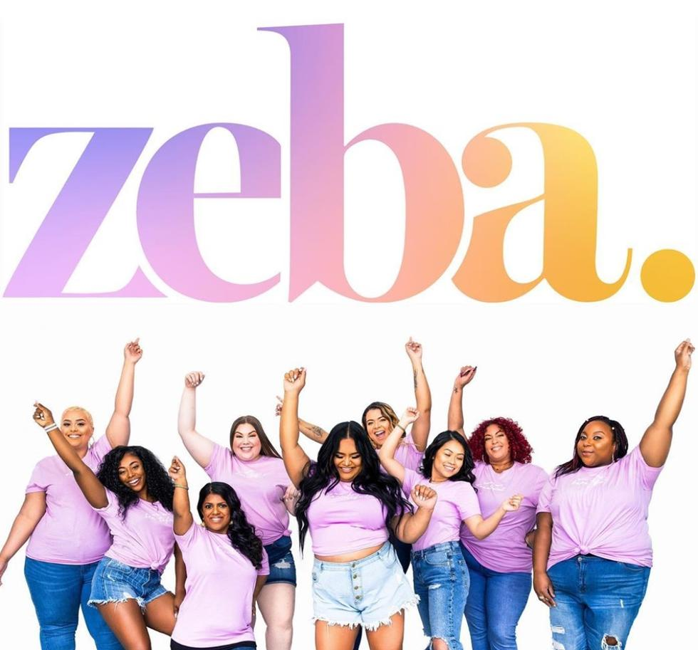 Beauty Vlogger Nabela's Fashion Line 'Zeba' Is The Definition Of ...