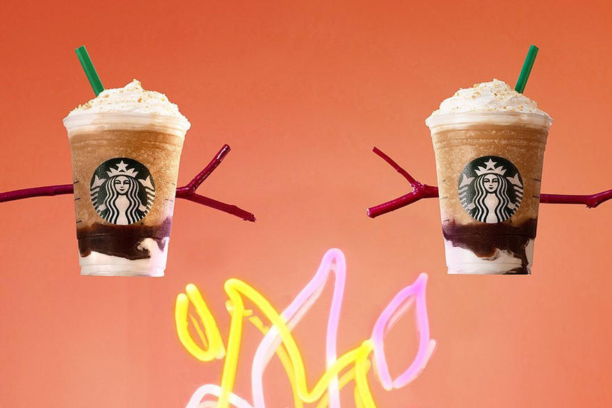 Hi, Starbucks' S'mores Frappuccino Is Back For Summer