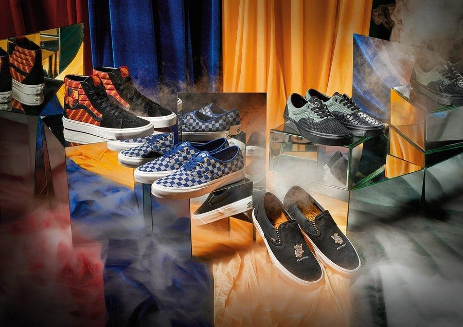 These Harry Potter Vans Have Dropped In The Middle East And I Want Them All