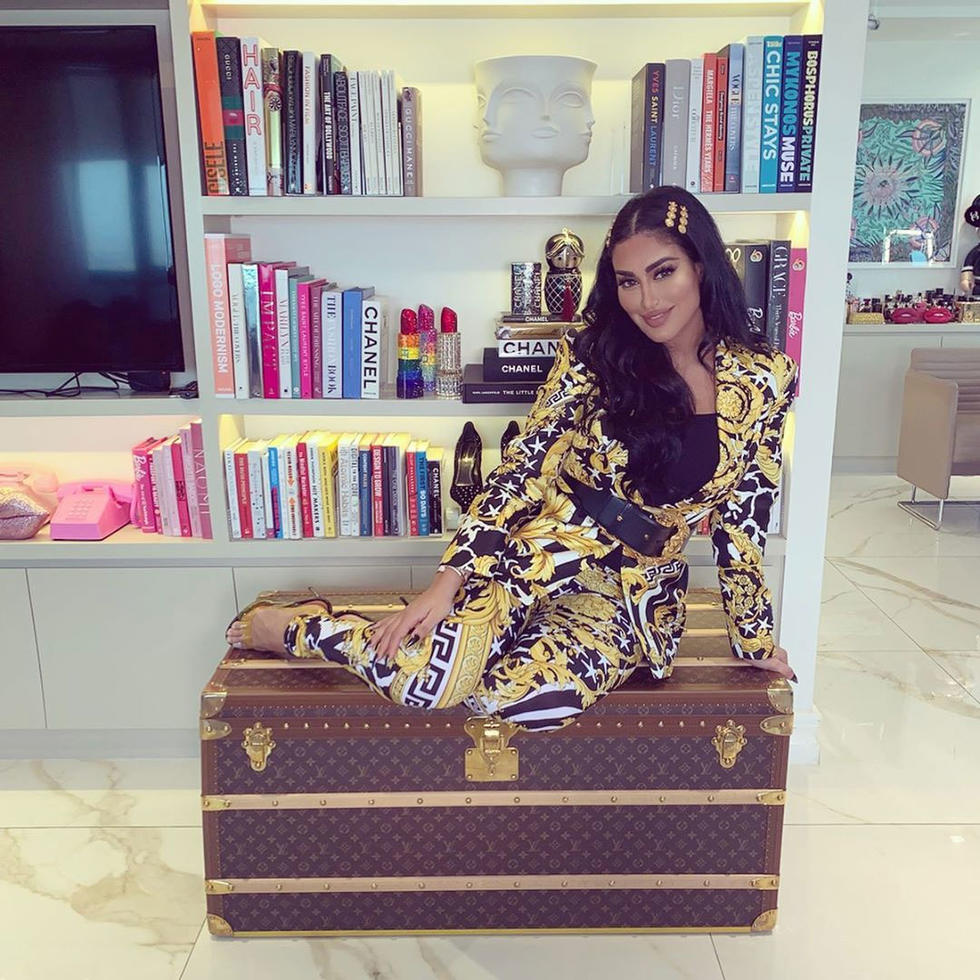 So Huda Kattan Has Revealed Her Favourite Hotel To Stay At In Dubai