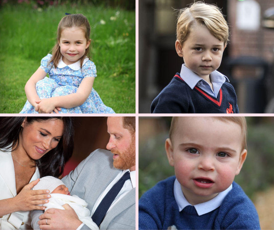 Quiz: Which Royal Baby Are You?
