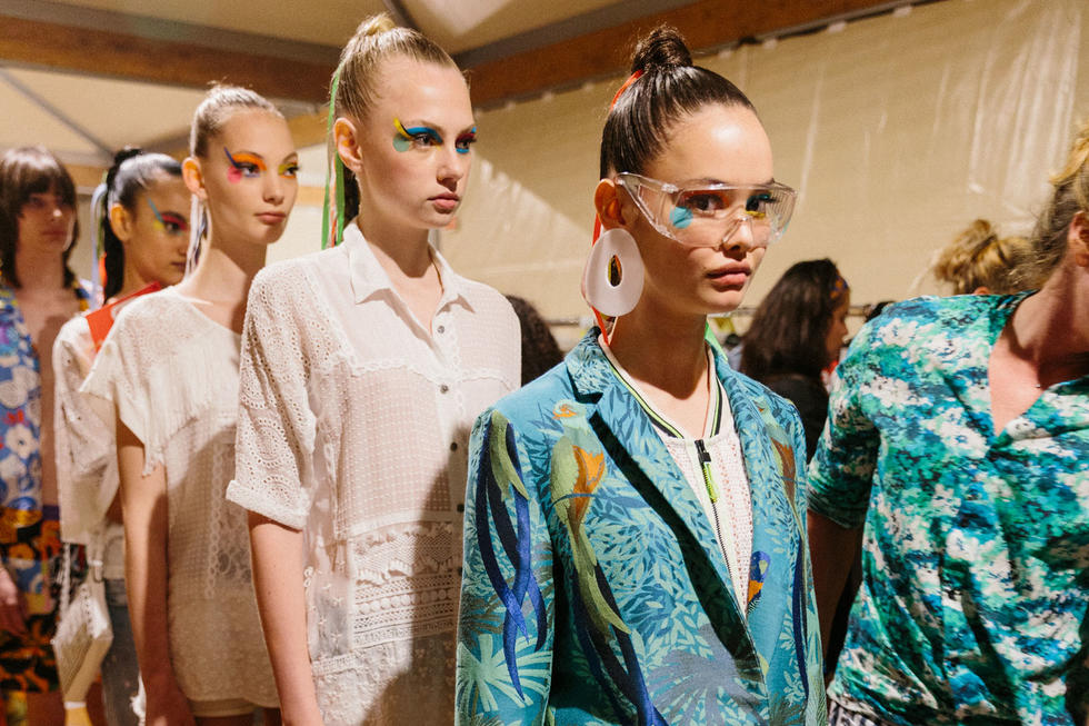 Spanish Fashion Brand Desigual Has Rewritten The Rules On Mainstream Dressing