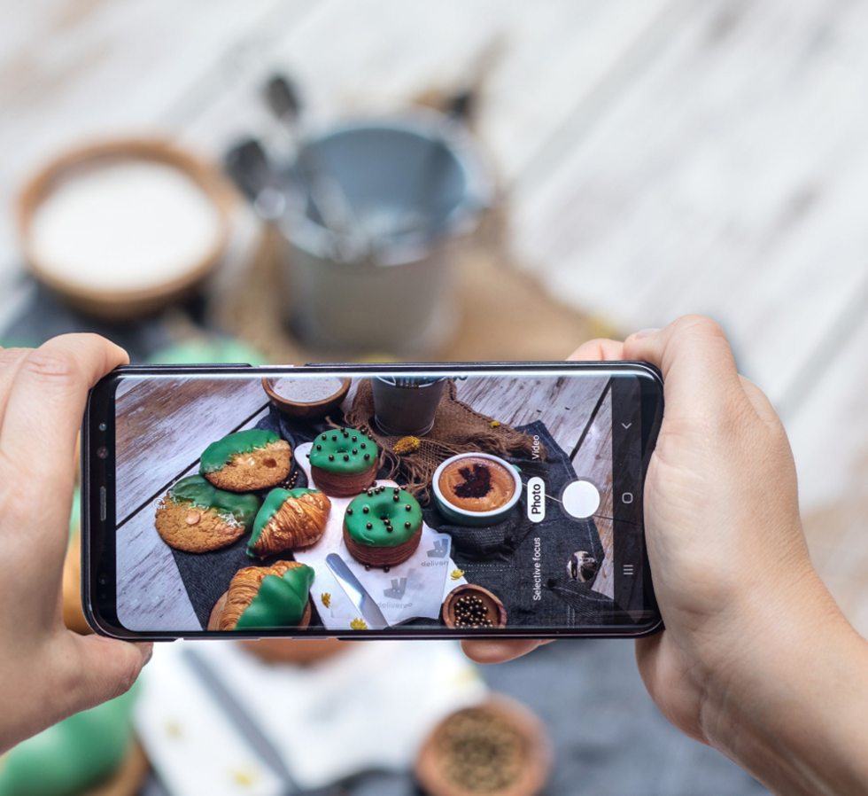 This Free Food Photography Workshop In Dubai Will Help Improve Your Instagram