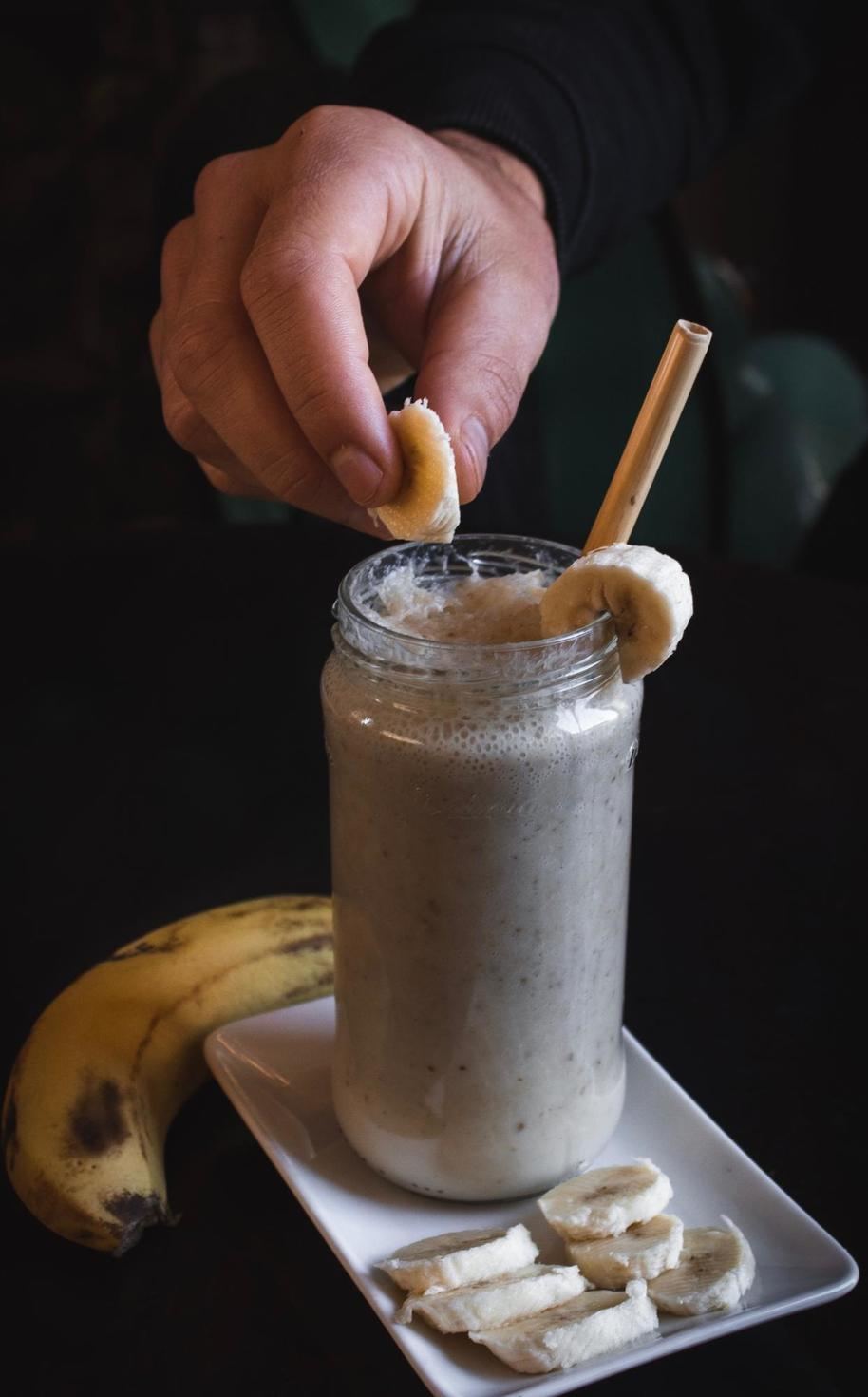 Guys, Here's A Home-Made Vegan Protein Shake For Each Day Of The Week!