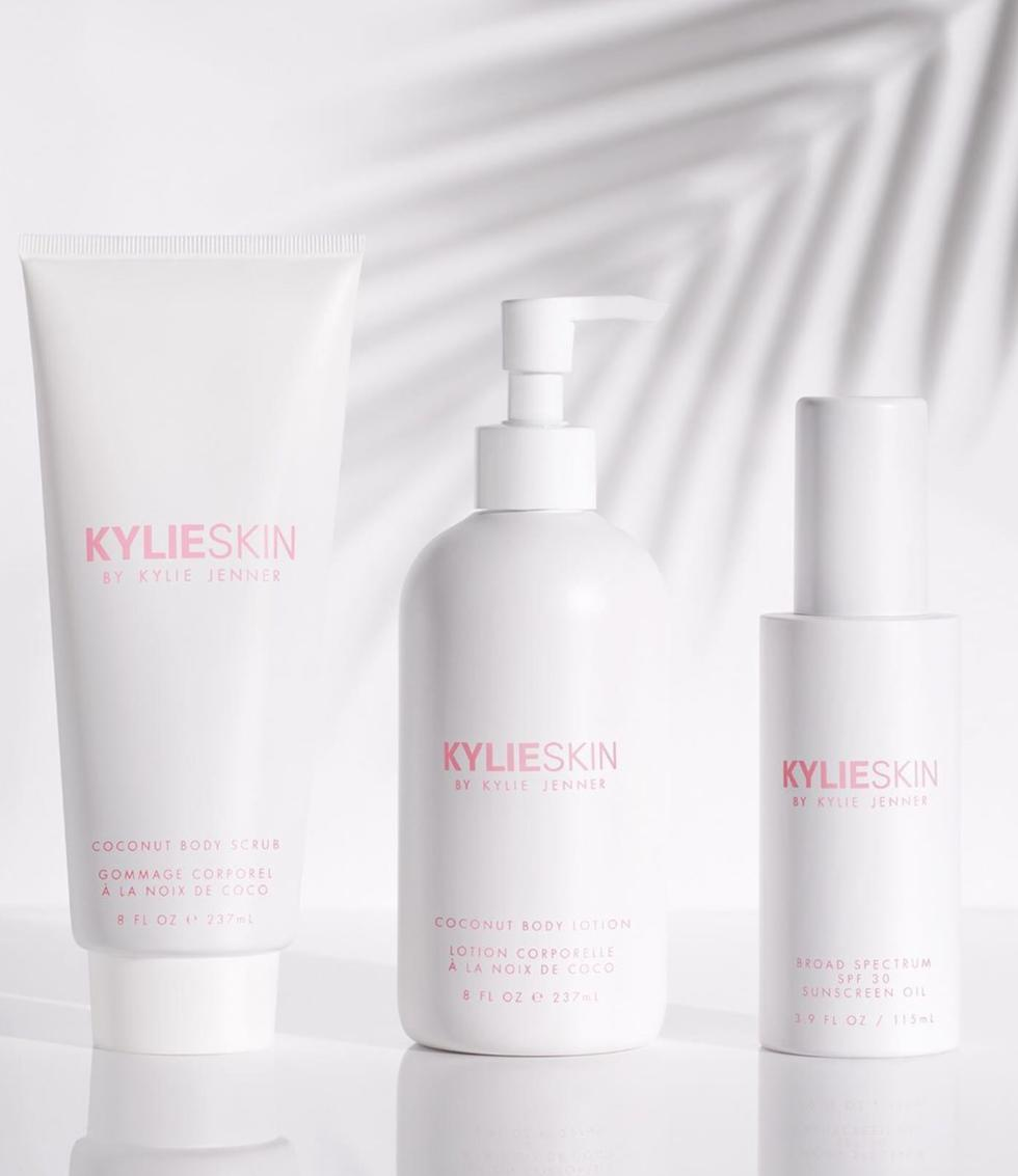 Stay Calm, Kylie Skin Is Dropping Its Body Collection In A Week!
