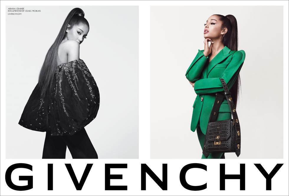 ATTN: Ariana Grande Is The New Face Of Givenchy's Campaign And We're Obsessed