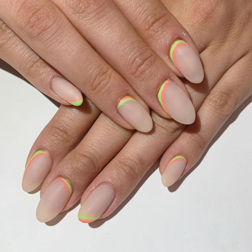 10 Neon Nail Designs That Shine Brighter Than Your Future