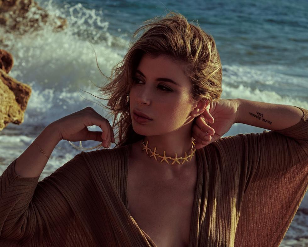 Drop Everything, You Need To Check Out Riri Dahdah's Beach-Themed Jewellery Collab