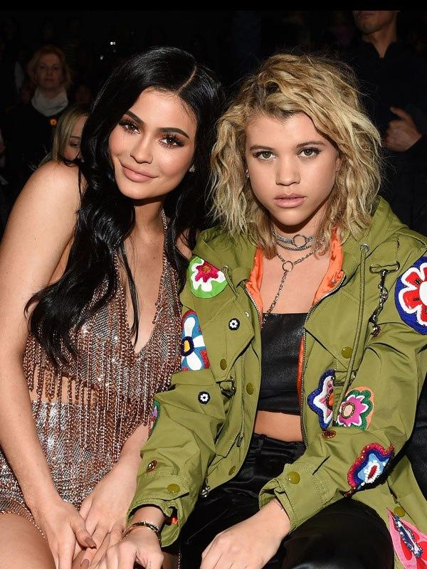 Check Out This Shady Reason Why Kylie Jenner Hangs Out With Sofia Richie